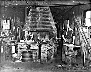 Blacksmiths in Stamford