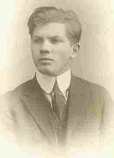Emil Anderson of Stamford CT, Tom's Farfar