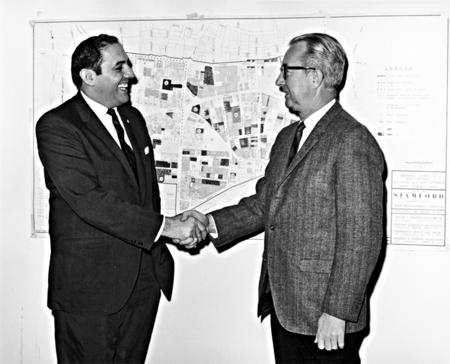 Stamford Urban Renwal 1960s, unidentified people