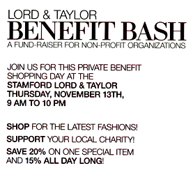 Benefit Bash details